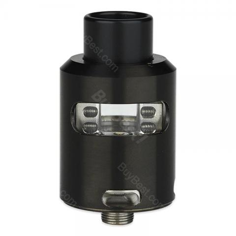 cheap GeekVape Tsunami 24 Plus RDA with Glass Window - Black