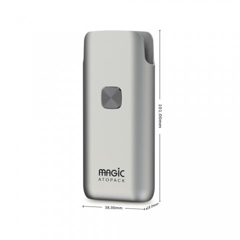 cheap Joyetech Atopack Magic Vape Battery - 1300mAh, Silver