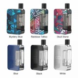 Joyetech Exceed Grip Starter Kit - 1000mAh, Rainbow Tattoo 4.5ml-1