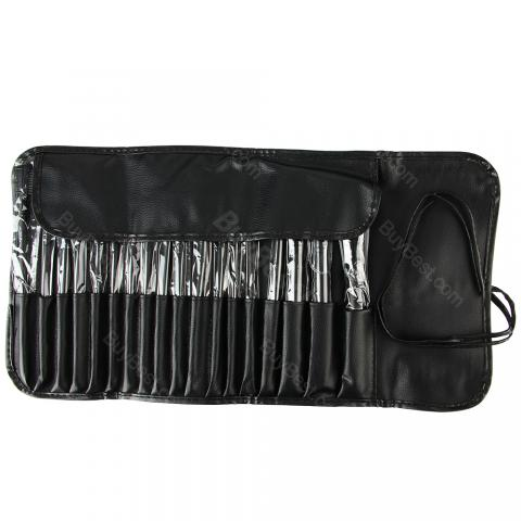 cheap Makeup Brush Kit with Bag 3 Types - Type C