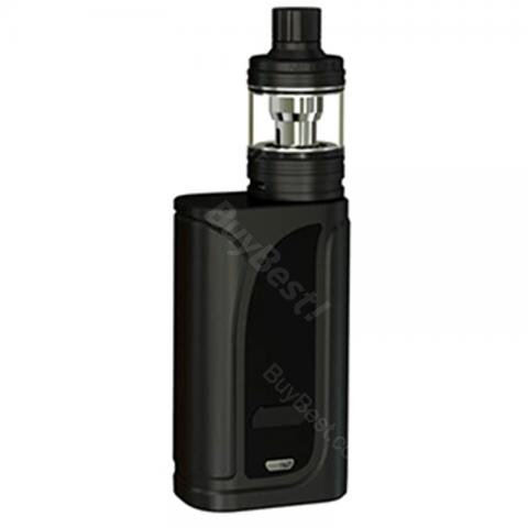 cheap Eleaf iKuun i200 TC Kit 4600mAh with Melo 4 Atomizer - Black D25