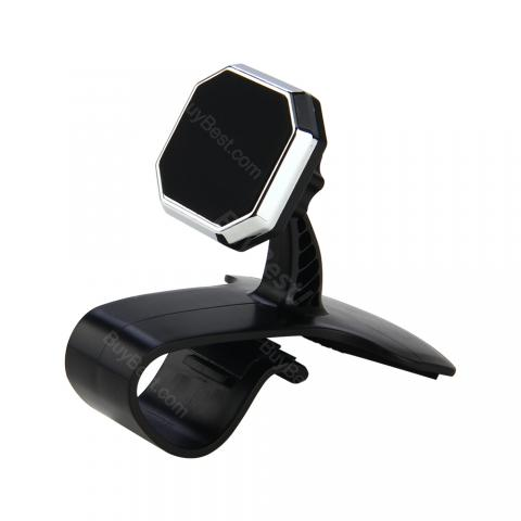 cheap Magnetic Dashboard Phone Holder - Black