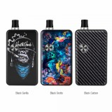 45W Hugo Vapor Planet Pod System Kit - Black Grotto-1