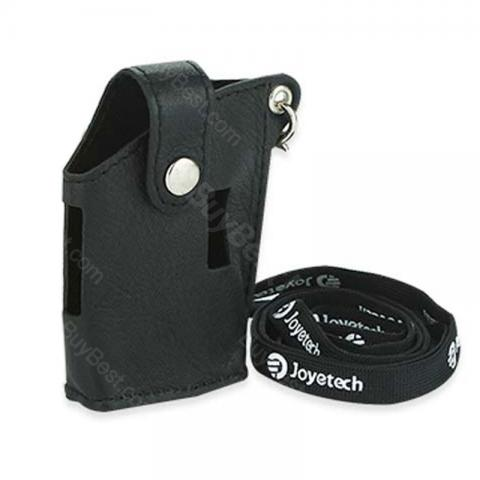cheap Joyetech eGrip Leather Case with Lanyard - Black