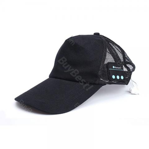 2 In 1 Creative Bluetooth Headphone Hat