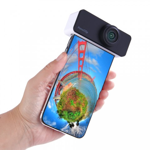 cheap 360 Degree Panoramic Dual Lenses Camera For iPhone X 7 8 7Plus 8 Plus - for iPhone X