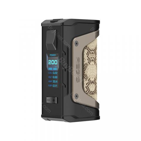 200W GeekVape Aegis Legend TC Box MOD