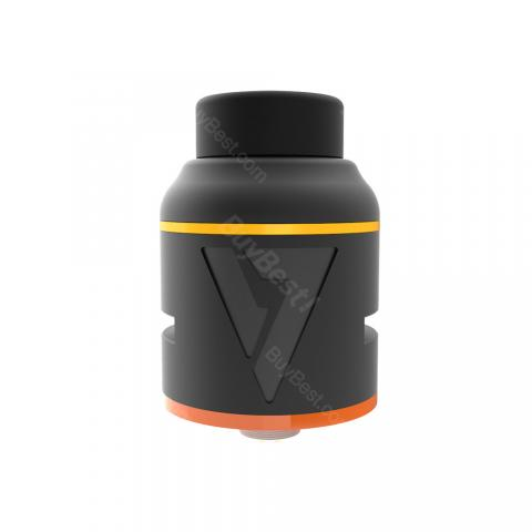 cheap Desire Mad Dog RDA/RDTA V2 Tank Atomizer - Black Type A