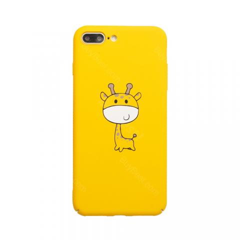 cheap ET Giraffe Mobile Phone Case for iphone - Yellow for iPhone 6/6s