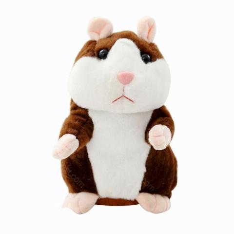 cheap Enjoybay GR-1 Adorable Talking Hamster Toy