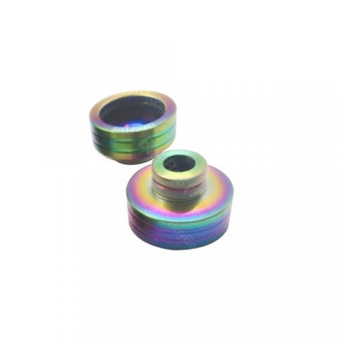 cheap 510 to 810 Mouthpiece Adapter - Rainbow