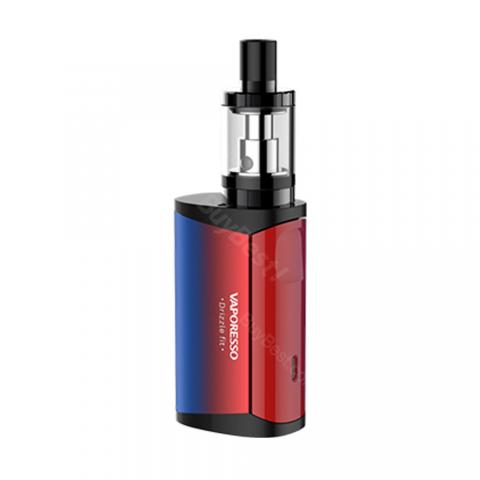 cheap 40W Vaporesso Drizzle Fit Kit with Drizzle Tank - 1400mAh , Blue/Red