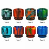 Resin Drip Tip for 810/ VOOPOO UFORCE T2 - Type A-5