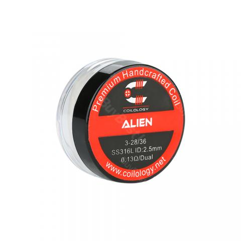 cheap Coilology Alien 2pcs/pack - SS 0.13ohm