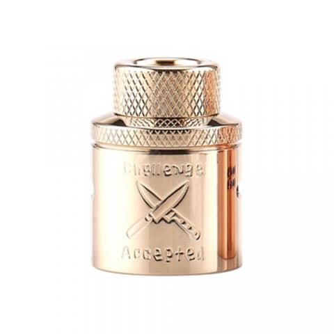 cheap Hellvape Dead Rabbit Challenge Cap 24mm - Brass