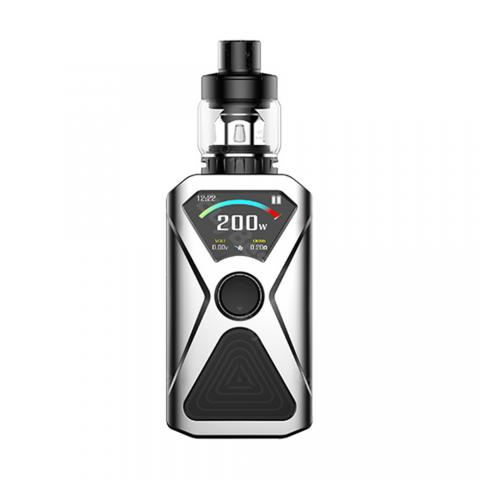 cheap 200W Kangertech XLUM Kit Magnetic Backpack - Silver/Black