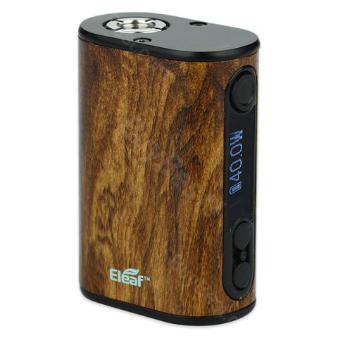 cheap 40W Eleaf iStick Power Nano Battery - 1100mAh, Wood