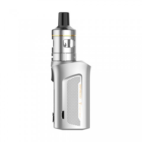 cheap 50W Vaporesso Target Mini 2 Kit with VM Tank - 2000mAh, Silver Standard Edition