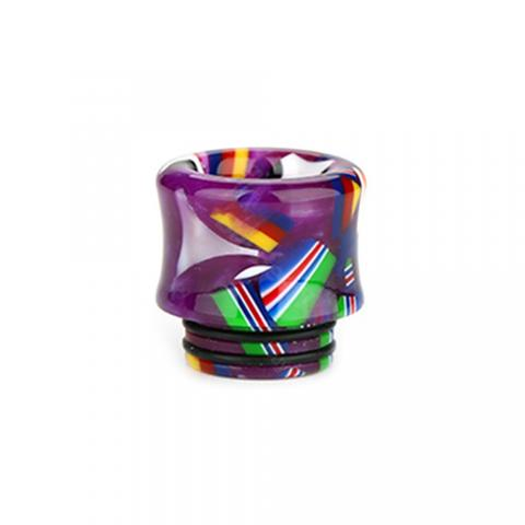 cheap New Resin Flag 4# 810 Drip Tip 0328               - Type A