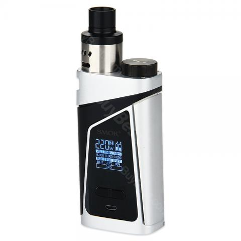 cheap SMOK SKYHOOK RDTA BOX Starter Kit - Silver/Black