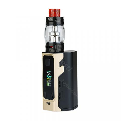 324W IJOY Captain X3 20700 TC Kit