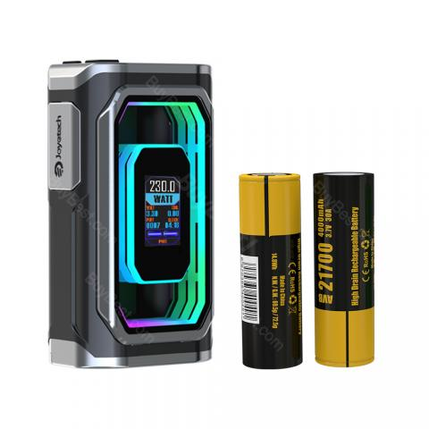 cheap 230W Joyetech ESPION Infinite TC Box MOD 8000mAh - Black