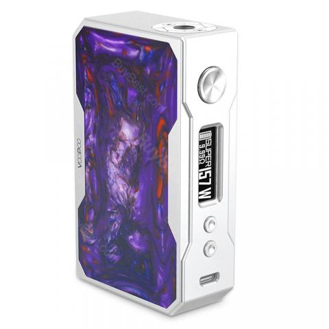 cheap 157W VOOPOO DRAG TC Box MOD   - Purple