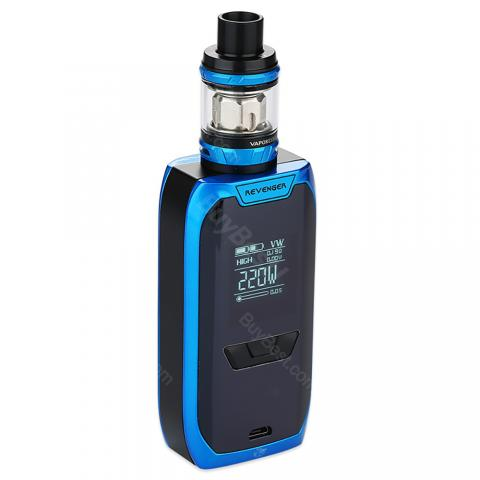 cheap 220W Vaporesso Revenger TC Kit with NRG Mini Tank - Blue