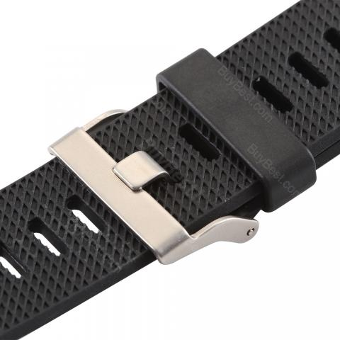 cheap Mrs win Watch Strap for Fitbit Charge 2 - Black