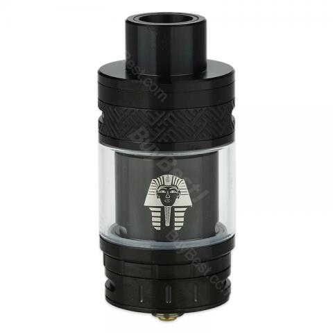 cheap Digiflavor Pharaoh RTA Atomizer Tank - 4.6ml, Black