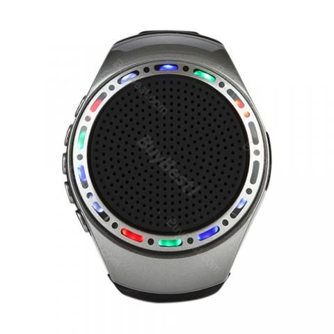 U6 Watch Bluetooth Speaker/Wearable/Hands-Free Calls/Self-timer