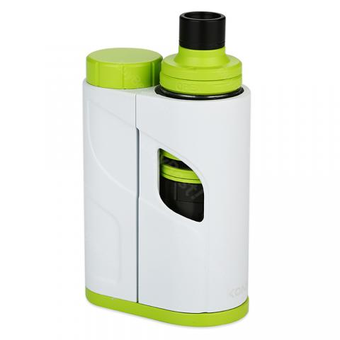 cheap 50W Eleaf iKonn Total Kit with Ello Mini Tank 2ml - White/Green