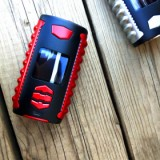 200W OVANTY Vega TC Box MOD - Black/Red-5