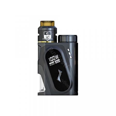 cheap 100W IJOY CAPO SRDA Squonker Kit with COMBO SRDA Tank - Black