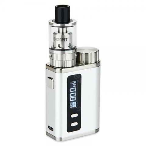 cheap 80W CIGPET ANT TC Kit  - Silver