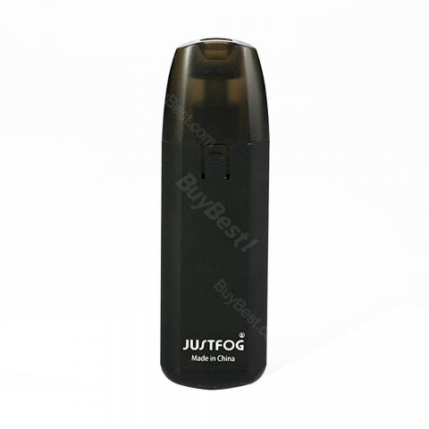 cheap Justfog Minifit Starter Kit - 370mAh, Black Standard Edition