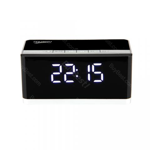 DY27 Bluetooth Speaker with LED Display