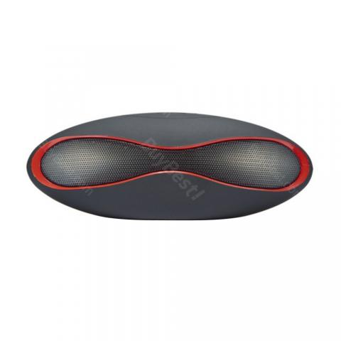 cheap Rugby Mini Bluetooth Speaker   - Black