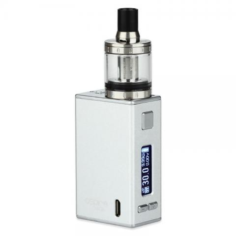 cheap 30W Aspire X30 Rover Kit 2000mAh with Nautilus X Tank - Silver Standard Edition