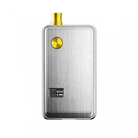 cheap 60W Think Vape ZETA AIO VW Pod System Kit - Silver TPD Edition