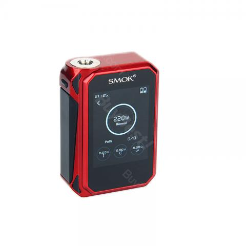 cheap 220W SMOK G-PRIV 220 TC Box MOD, Red