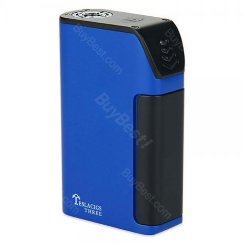 cheap 150W Tesla Teslacigs Three Sub MOD Battery - 5000mAh, Blue