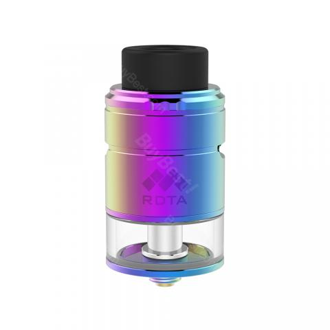 cheap Vapefly Mesh Plus RDTA Tank Atomizer - 2ml/3.5ml, Rainbow 3.5ml