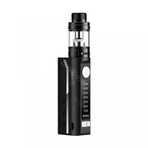 cheap 70W Fumytech Govap Kit with Gotank  - Black