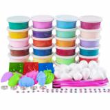 best 24 Colors Modeling Clay Toys - Multi-Color