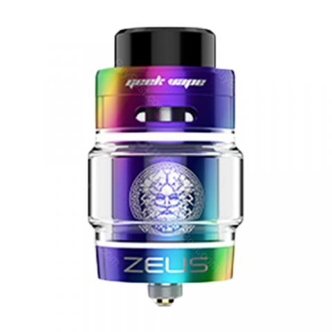 cheap GeekVape Zeus Dual RTA Atomizer - 5.5ml, Rainbow 5.5ml