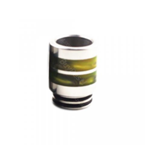 cheap Stainless Steel Resin Ring 810 Drip Tip 0271 - Type E