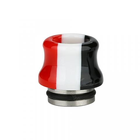 cheap Resin Stainless Steel 810 Drip Tip 0319      - Type A
