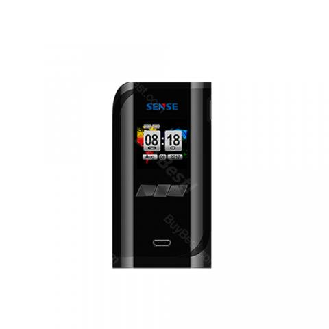 cheap 230W Sense V-Jet TC Box MOD, Black