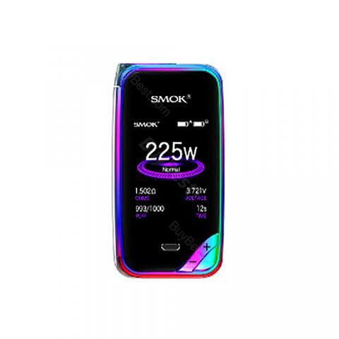 cheap 225W SMOK X-Priv TC MOD, Rainbow